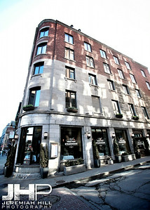 """Vieux-Port Steakhouse"", Montreal, Quebec, 2013 Print JP13-426-0006"