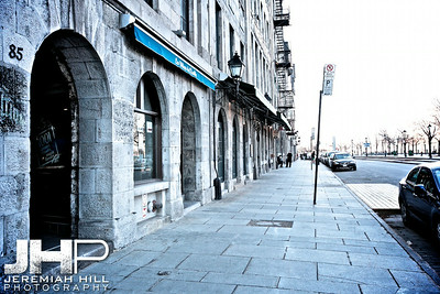 """Old Montreal #6"", Montreal, Quebec, 2013 Print JP13-426-0010"
