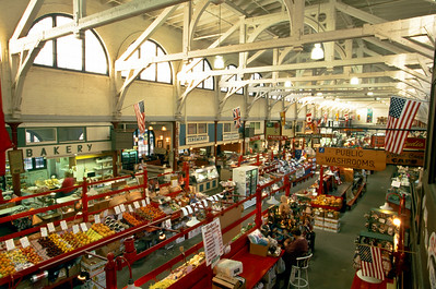 Old City Market in Saint John, built 1876