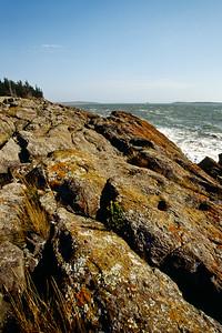"Coastal rocks at ""The Gorge"""