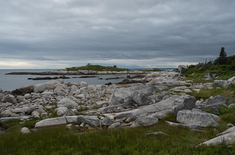 Peggys Cove preservation area