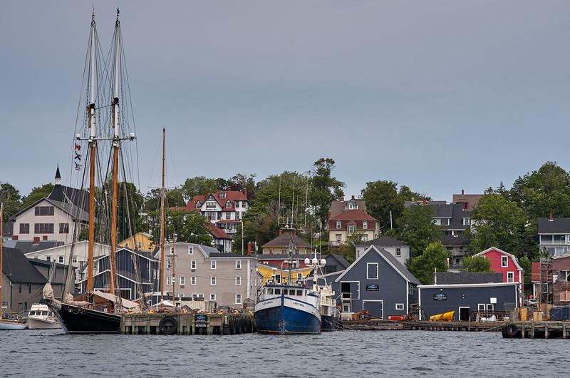 Dockside view #3