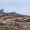 Cabot Tower on top of Signal Hill in St. John's, Newfoundland