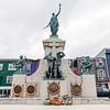 National War Memorial in St. John's, Newfoundland