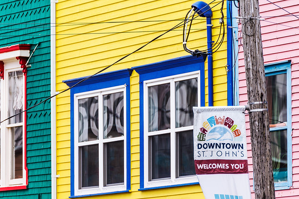 Downtown St. John's Welcomes You