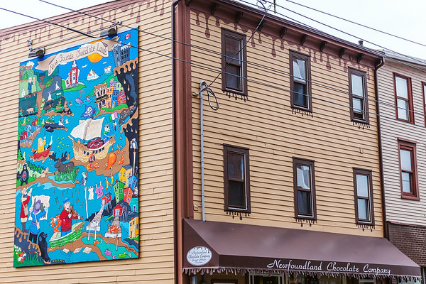 Newfoundland Chocolate Company store in St. John's