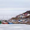 A part of St. John's Harbour, Newfoundland