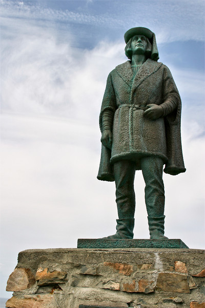 John Cabot, near Cape Bonavista, Newfoundland