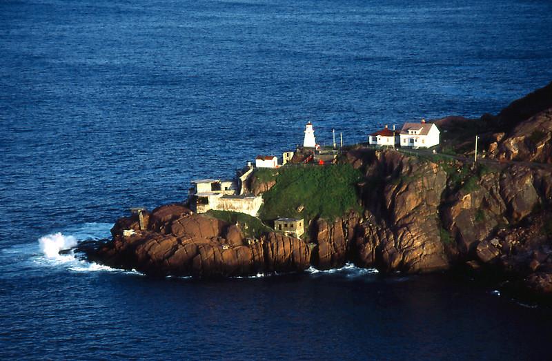 Lighthouse, St. Johns