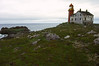 Ferryland Lighthouse in 1992
