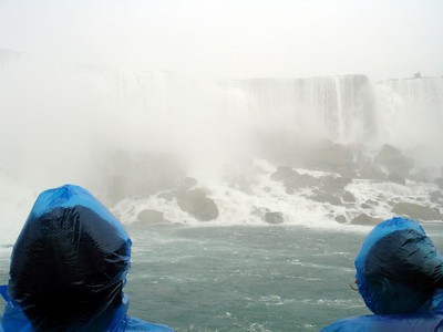 Papa and Mama Kato - Niagara Falls, Canada ... June 12, 2005 ... Photo by Rob Page III