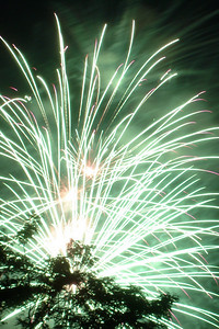 The Fireworks - Niagara Falls, Canada ... June 12, 2005 ... Photo by Rob Page III
