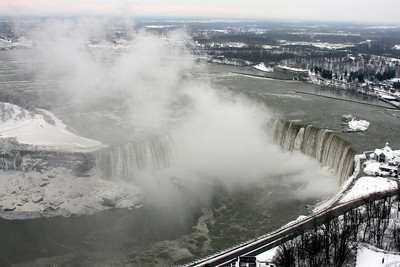 Niagara Falls - Niagara Falls, ON ... December 23, 2008 ... Photo by Rob Page III