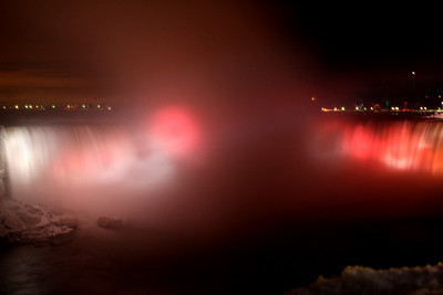 Niagara Falls, ON ... December 22, 2008 ... Photo by Rob Page III
