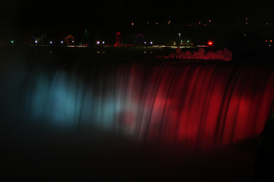 Niagara Falls - Niagara Falls, ON ... December 22, 2008 ... Photo by Rob Page III