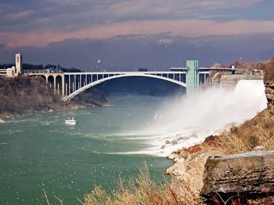 Rainbow Bridge, Niagara Falls, NY