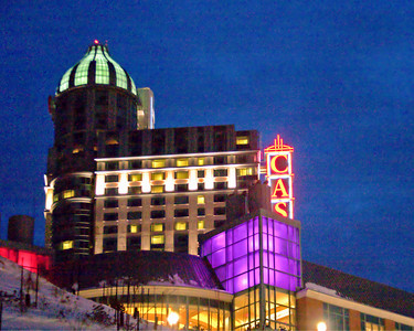 The Niagara Falls Casino