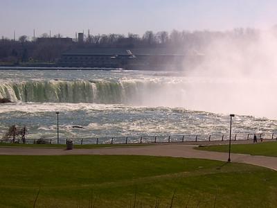 Horseshoe Falls, Niagara Falls NY
