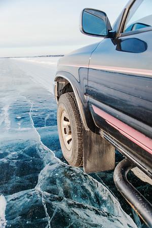 Dettah Ice Road Yellowknife 4