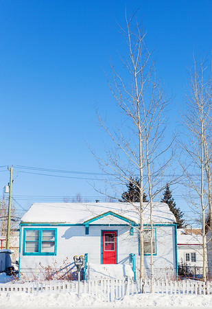 Small House in Yellowknife / Petite maison à Yellowknife