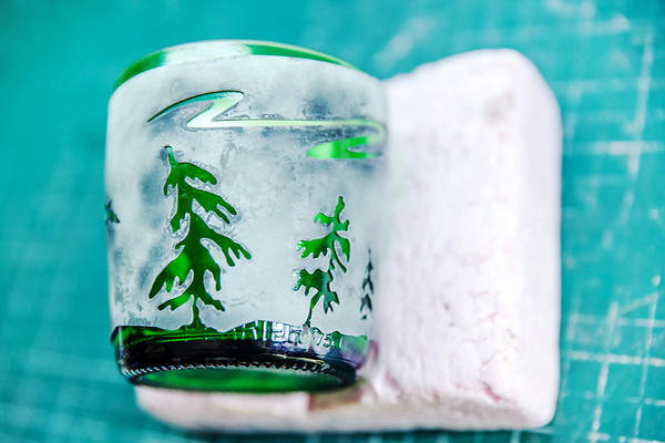 Design you own glass workshop in Yellowknife