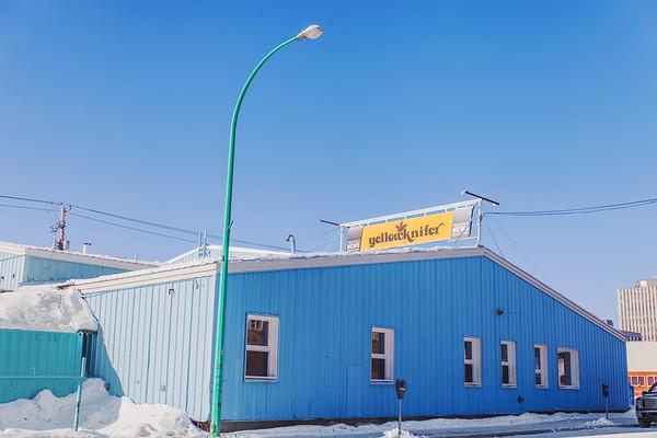 Yellowknife's newspaper: Yellowknifer