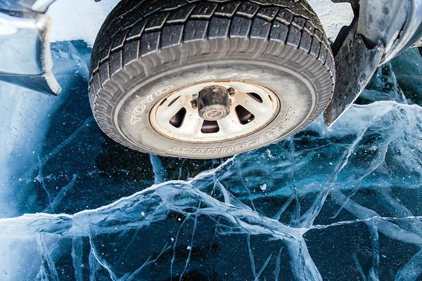 Dettah Ice Road Yellowknife 5