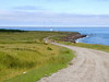 Lighthouse near Cape Breton Highlands