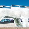 Part of the Qikiqtani Hospital Mural