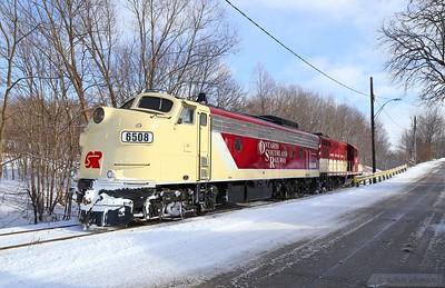 Ontario Southland Railway