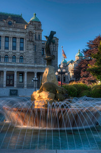 Parliament House, Victoria, BC