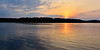 Pano of Sunrise at Lake Restoule
