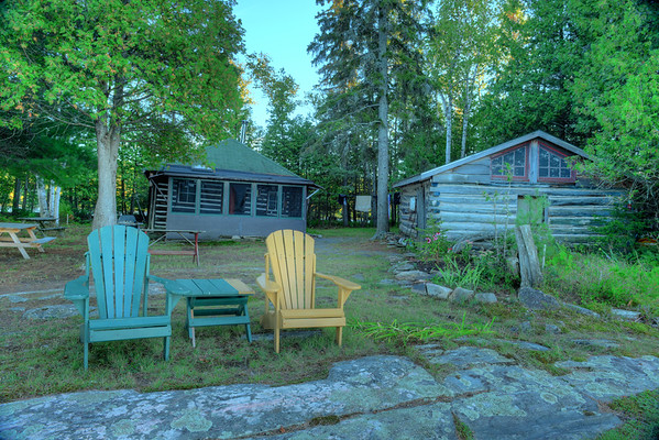 Newman Cottage HDR