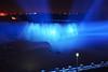 Blue Lights on CDN Falls