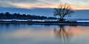 Sunset on Lake Ontario at Port