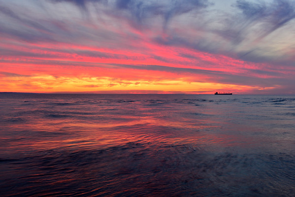 Favorite Sunset shot from Port