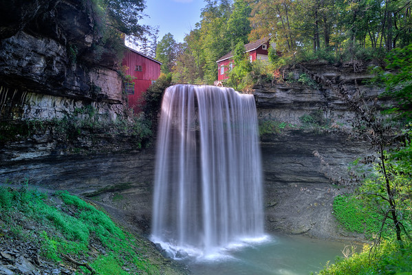 Decew Falls and Morningstar Mills - August