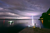 August 2017 -Lightning Storm on Butternut Bay, 1000 Islands