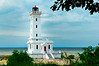 Lighthouse in Point Abino