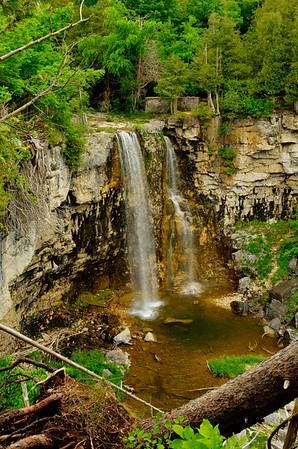 Wonderful waterfall HDR