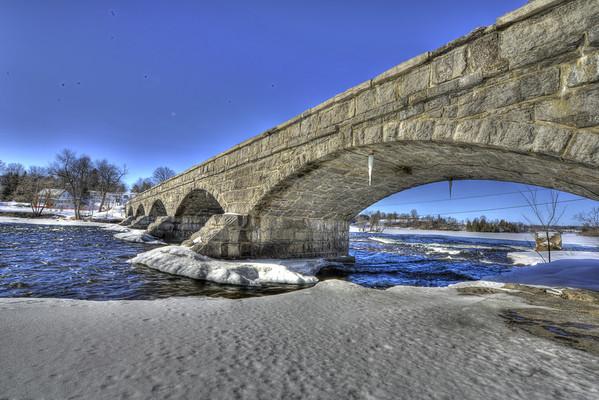 5 Arch Stone bridge