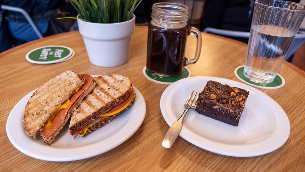 Vegan friendly restaurant in Brockville Ontario - Spitfire Cafe