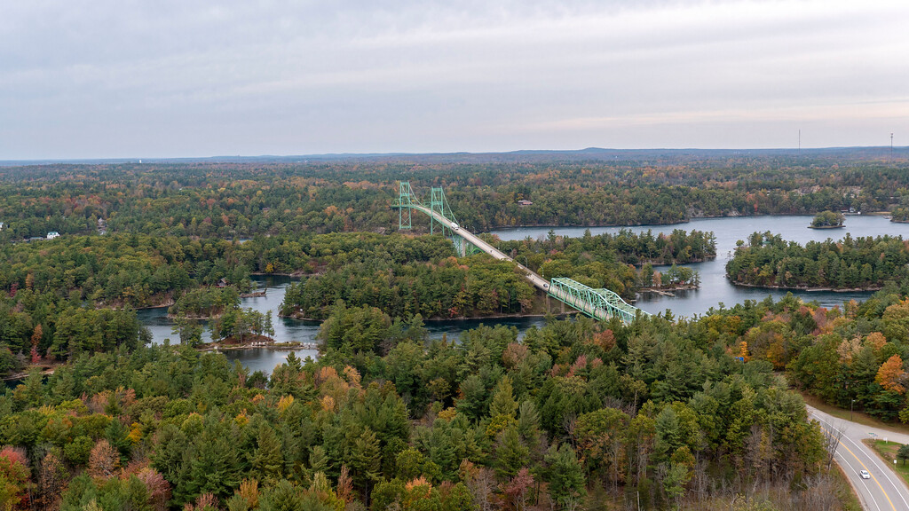 1000 Islands Tower - Attractions of the Thousand Islands