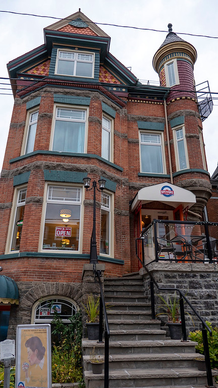 Spitfire Cafe in Brockville, Ontario - Vegan eats