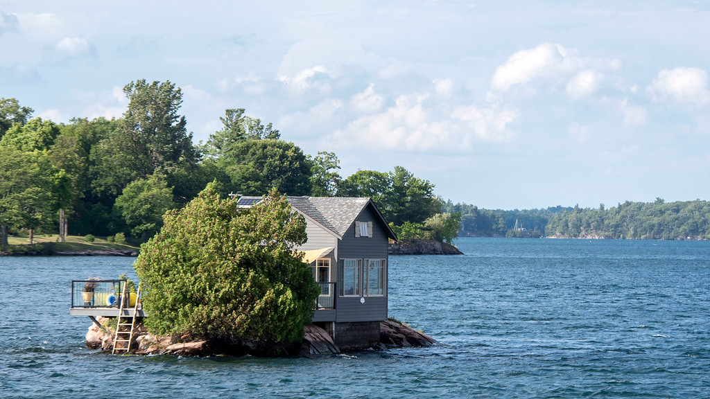 1000 Islands Boat Tour - Boat cruise with Rockport Cruises