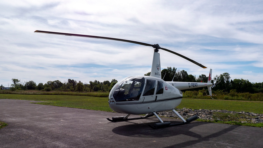 1000 Islands helicopter tour - Best things to do in the Thousand Islands