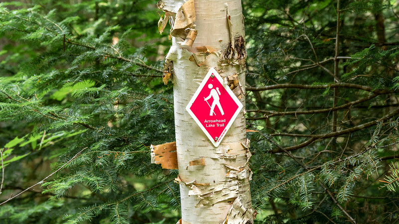 Arrowhead Lake Trail