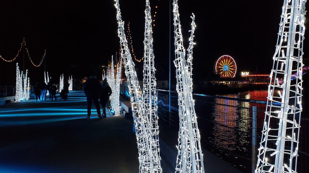 Aurora festival in Toronto - Christmas festivities