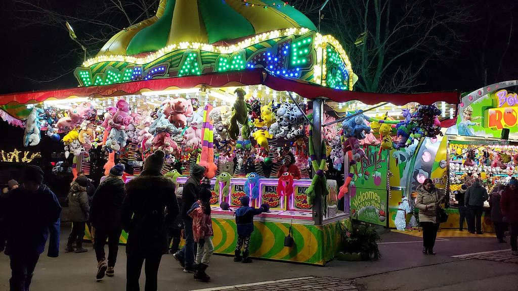 Aurora Winter Festival Midway - Toronto Winter Festival