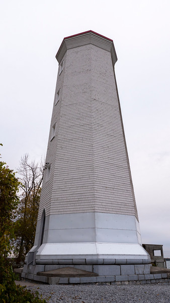 Presqu'ile Provincial Park lighthouse